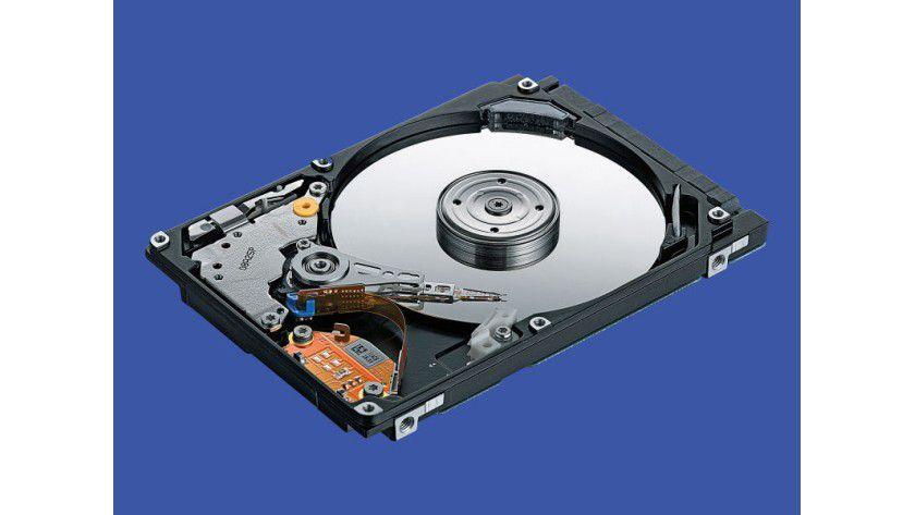 Toshiba MK4058GSX: 400 GByte Kapazität