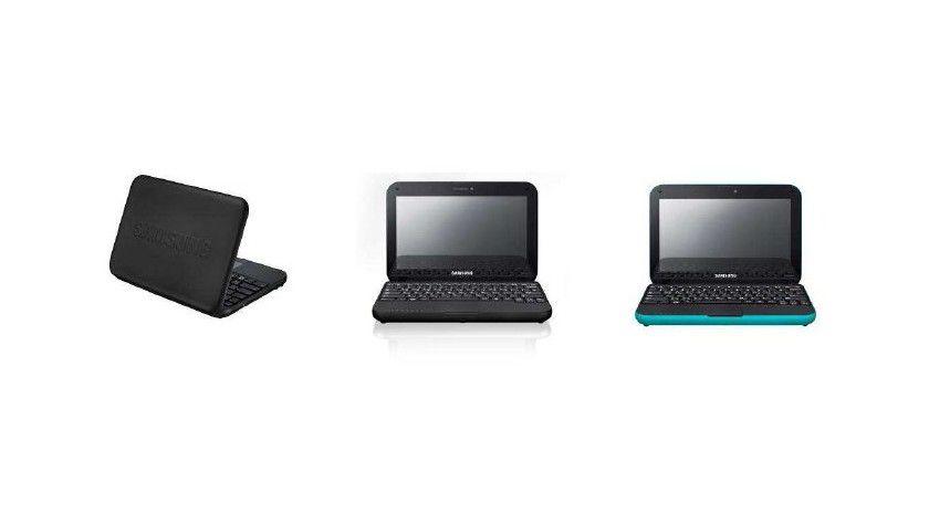Samsung N310: Das neue 10,1-Zoll-Netbook richtet sich an Design-orientierte Käufer und kommt mit bekannter Intel-Atom-Technik. (Quelle: Samsung)