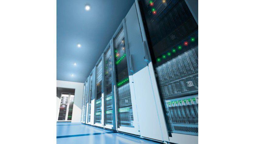 Neue Wege: In die Server-Räume halten neue, energieeffiziente Technologien Einzug.