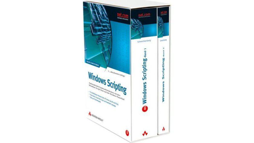 Kostenloses eBook im Wert von 49,95 Euro: Windows Scripting.