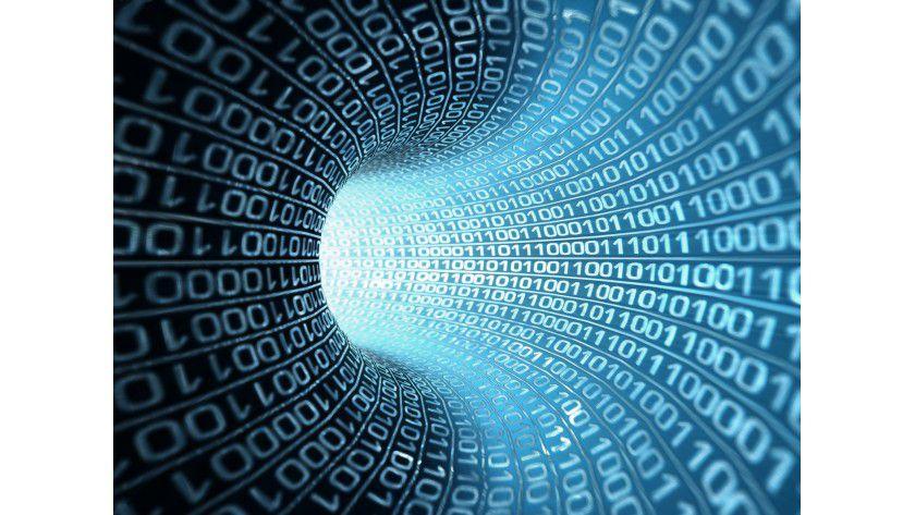 Riesige Datenmengen, wenig Zeit: Nur eine umfassende Planung garantiert reibungslosen Transfer. (Quelle: Pentos AG)