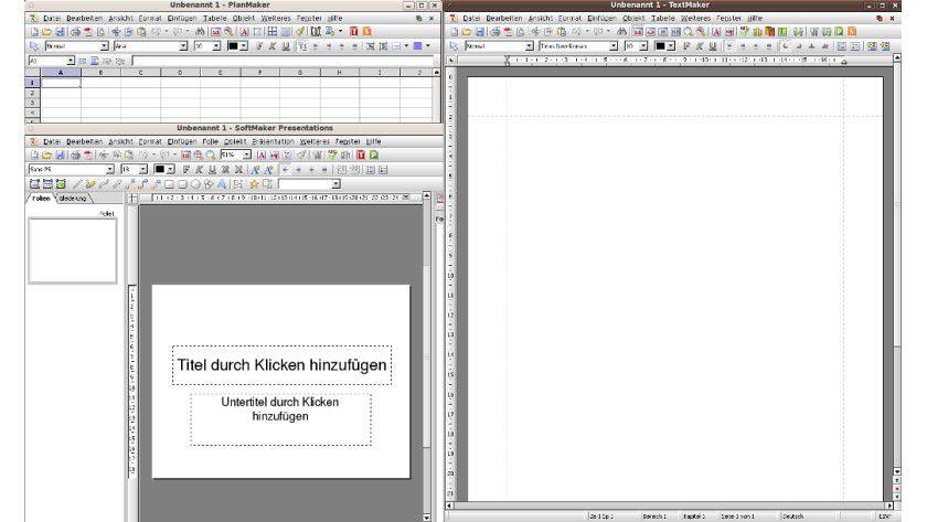 SoftMaker 2010 für Linux: Ab sofort können Interessierte eine öffentliche Beta-Version kostenlos testen.