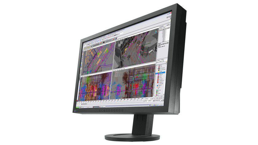 Eizo SX2262W: Das 22-Zoll-Display arbeitet mit einer Auflösung von 1920 x 1200 Bildpunkten. (Quelle: Eizo)