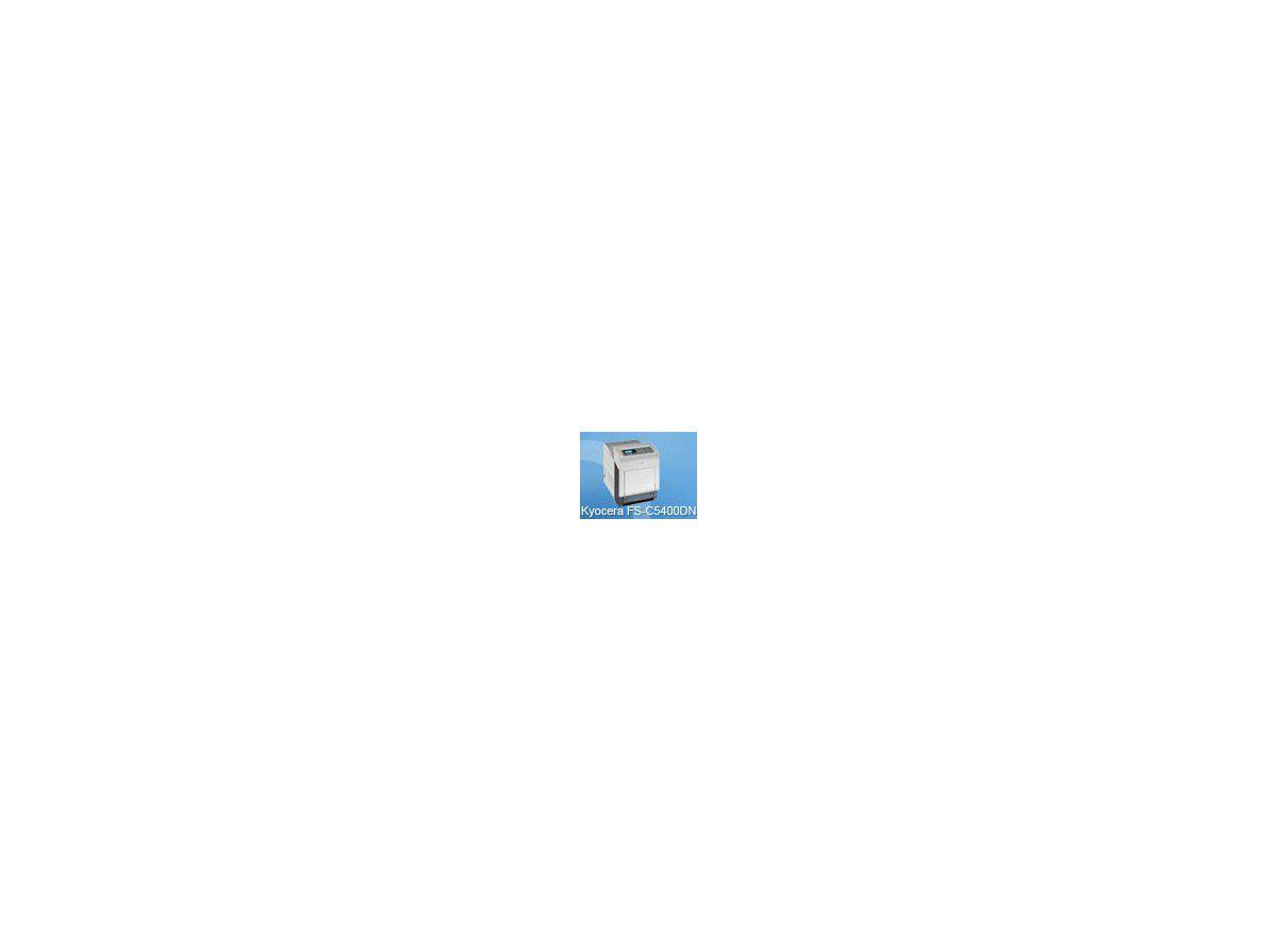 Netzwerk-Farbdrucker mit Duplex-Einheit: Test Kyocera FS-C5400DN ...