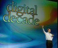 """Bill Gates: """"Software leitet digitales Jahrzehnt ein."""""""