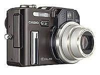 Die Casio Exilim EX-P700 löst Bilder mit 7,2 Megapixeln auf.