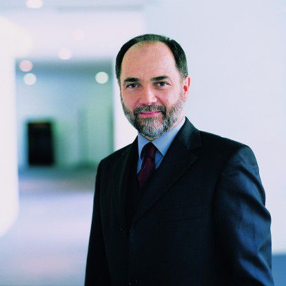 Joseph Reger, CTO bei Fujitsu-Siemens.