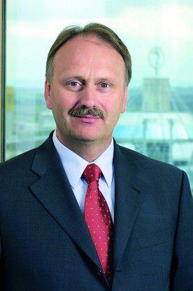 Messechef Ernst Raue sieht der jährlichen IFA gelassen entgegen.