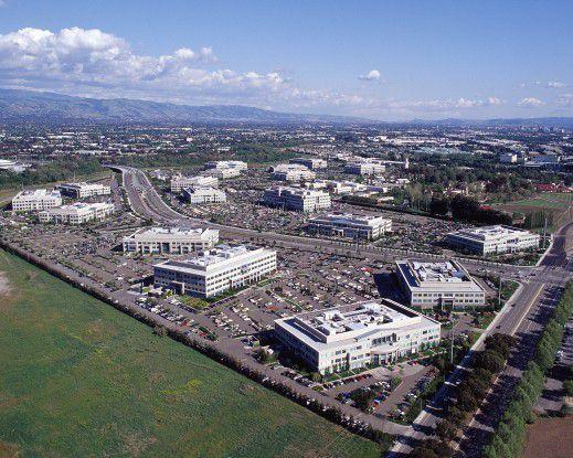 Cisco-City: die Konzernzentrale des Networking-Giganten.