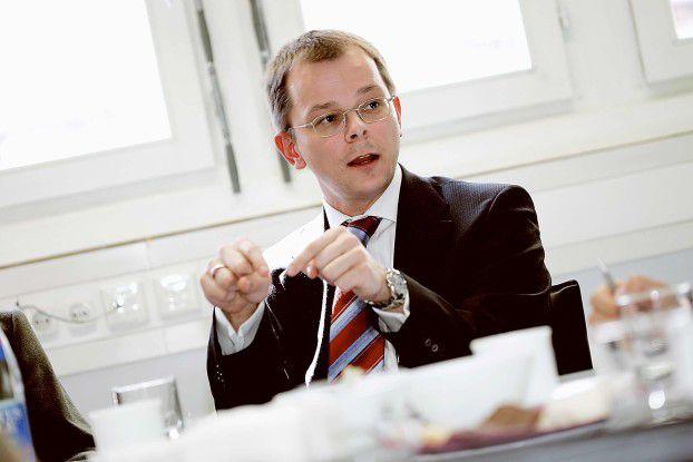 Aus Sicht von IT-Vorstand Carsten Stockmann ist die Posteingangsbearbeitung für die MLP Bank strategisch.