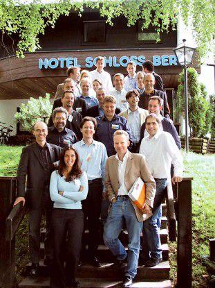 Das Münchner Beratungshaus Beck et al. lud interne Mitarbeiter und Externe ein, um in einem zweitägigen Syntegrations-Workshop über die Zukunft des Unternehmens zu diskutieren.