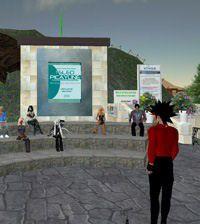 Die UdK will künftig bei Second Life Kurse in virtuellen Seminarräumen anbieten.