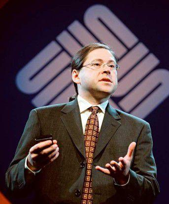 Begräbt die alte Feindschaft mit Intel: Sun-Chef Jonathan Schwartz.