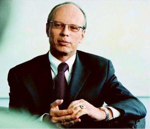 Thomas Noth, Geschäftsführer der Finanz IT in Hannover, arbeitet an ein neue Strategie für den IT-Dienstleister der Sparkassen.