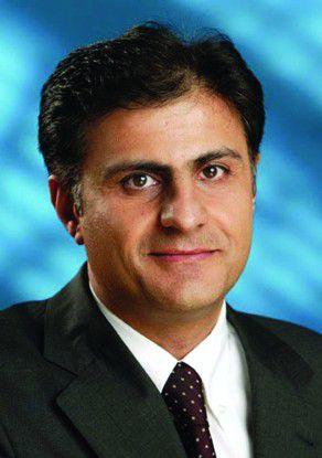 Said Zahedani, Microsoft: 'Wir wollen Talente fördern, die aus einer Idee eine Lösung machen.'