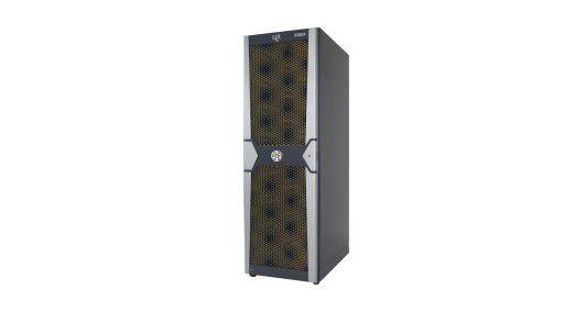 SGI forcierte vor rund zehn Jahren mit seiner Altix-Familie, hier ein Altix-4700-System, seine Anstrengungen im High Performance Computing.
