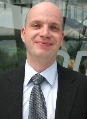 Henning Rahe ist für Web-Technologien zuständig und führt ein Team von 30 Mitarbeitern.