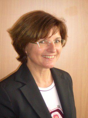 """Ulrike Klitz, Cap Gemini: """"Auf Informationsveranstaltungen sind die Leistungen der Kollegen gewürdigt worden."""""""