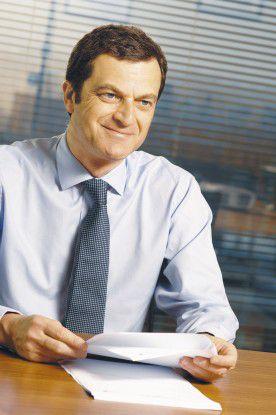 Phillippe Germond, ab 1. Oktober 2007 neue CEO von Atos Origin.