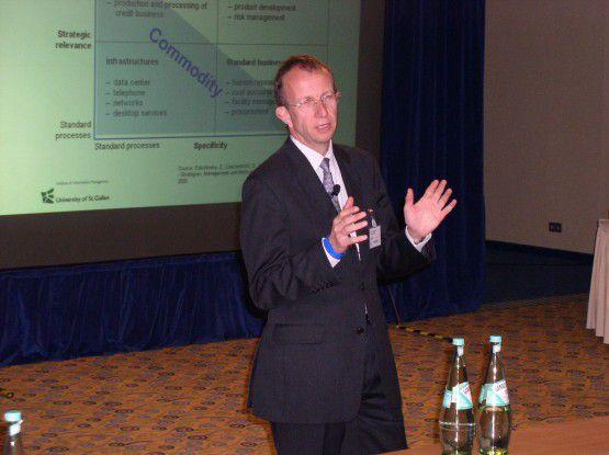 Walter Brenner sagt einen dramatischen Wandel der CIO-Rolle voraus.