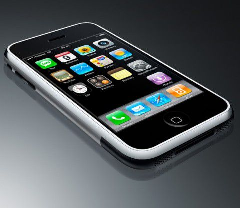 Programme auf dem iPhone: In der letzten Reihe sind noch Plätze frei.