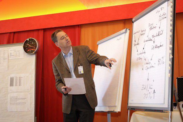 Hans-Joachim Popp, CIO des Deutschen Zentrums für Luft- und Raumfahrt (DLR), empfiehlt das systematische Ausmustern alter Anwendungen.