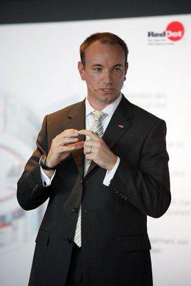 RedDot-Vorstand Daniel Kraft kündigte tiefgreifende Veränderungen in der Produktstrategie an.