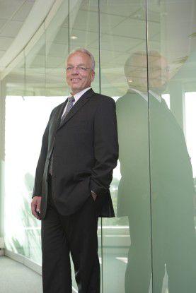 Für Gaertner macht SOA nur in Unternehmen Sinn, die sich ständig anpassen müssen.(Foto: Joachim Wendler)