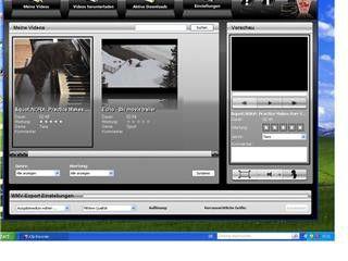 Das Werkzeug iClip Recorder verfügt über eine einfache Aufnahme- und Verwaltungsfunktion für Online-Videos.