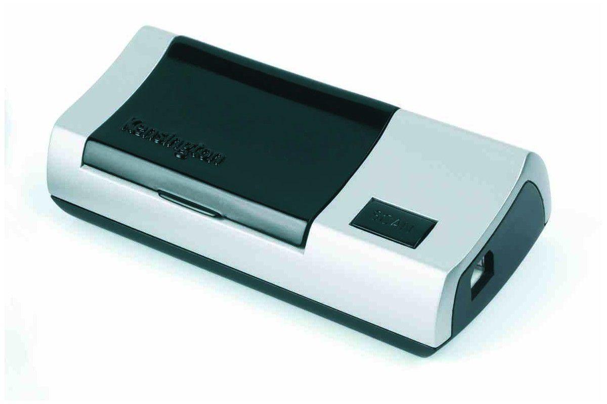 Mobiler Scanner Von Kensington Pocketscan Trägt