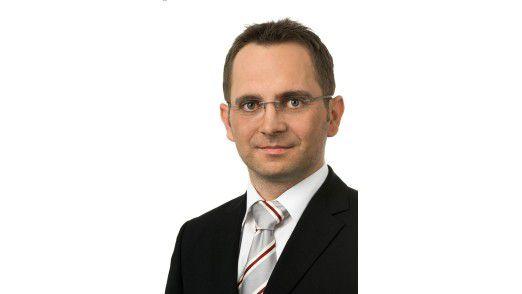 """Matthias Kraus: """"Die Abteilungen müssen das eigentliche Ziel erst noch ins Visier nehmen."""""""