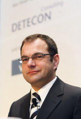 """""""Manchmal ist ein bewusster Verzicht auf Synergien sinnvoll,"""" sagt Detecon-Manager Hans-Werner Feick."""