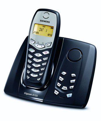 Oftmals genügt bereits ein Dect- oder WLAN-Telefon um unterwegs - auf dem Firmengelände erreichbar zu sein.