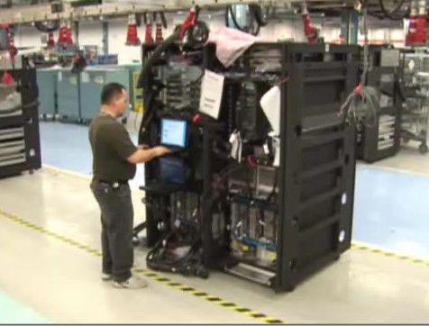 IBM hat die nächste Generation seiner zSerie- Mainframes vorgestellt.