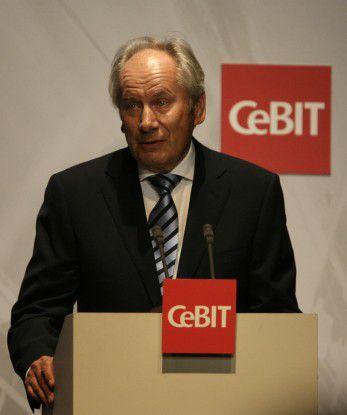 BITKOM-Präsident August-Wilhelm Scheer