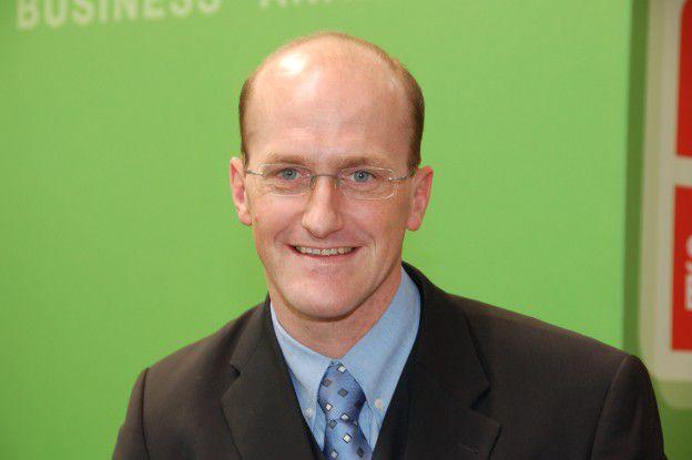 Thomas Schultze, SAP, sieht im Segen des Top Managements den Schlüssel zum Erfolg von CPM-Projekten.