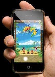 Das Handy entwickelt sich immer mehr zu einer Spieleplattform.