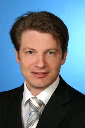 Lars Gollenia, Leiter Business Consulting bei SAP