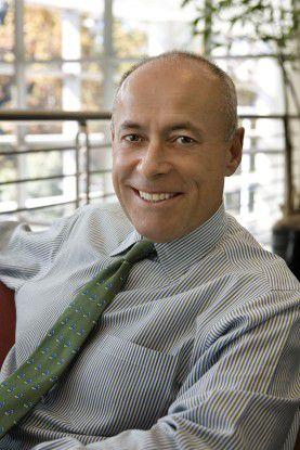 John Schwarz, CEO von Business Objects und SAP-Vorstand, sieht seine BI-Strategie von Kunden bestätigt.