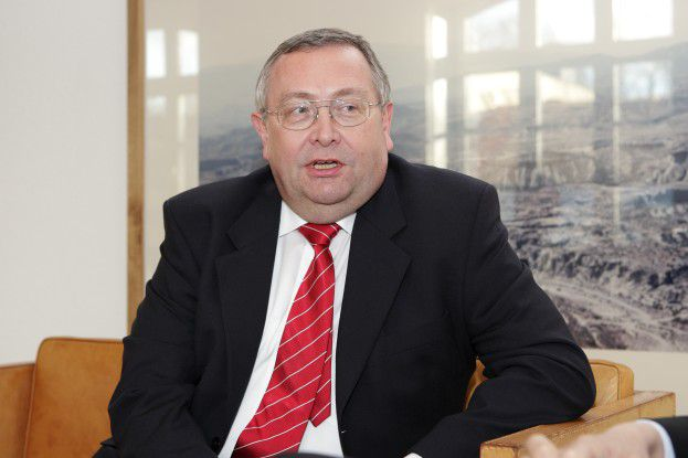 Der CIO der Münchner Rück und CIO des Jahres 2008, Rainer Janssen gehört zu den Hauptsprechern des Kongresses.