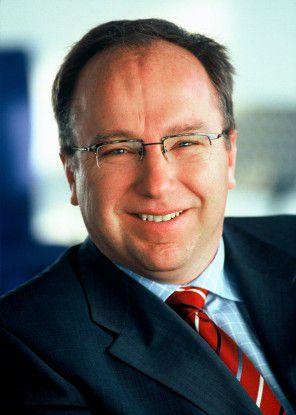 Michael Eberhardt, HP: Je volatiler das Geschäft des Kunden, desto mehr kann er mit unserem USS-Modell einsparen.
