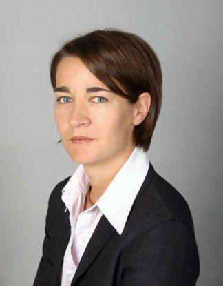 Nicole Dufft, Berlecon: 'Virtuelle Teams müssen schnell Entscheidungen treffen können.'