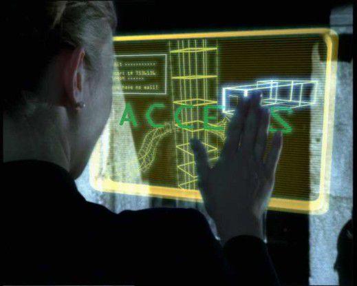 Biometrische Erkennungsverfahren sollen den Zugang in die Alpenfestung der SIAG AG absichern.