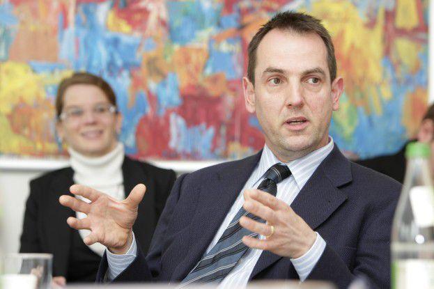 IBMs Mainframe-Kunden zahlen die Zeche für die hohen Gewinne der Software-Sparte, moniert GSE-Chef Michael Weiß.