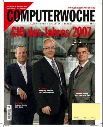 Das Siegerheft von 2007.