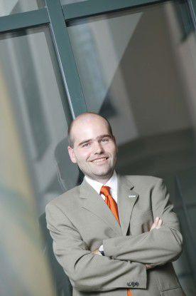 """Ralf Gärtner, Marketing-Vorstand von SoftM: """"Es muss gute Gründe geben, ein laufendes ERP-System zu verändern."""""""