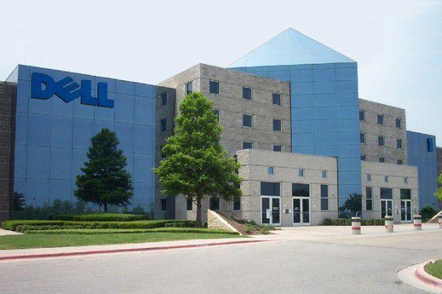 Die Dell-Zentrale in Round Rock (TX)