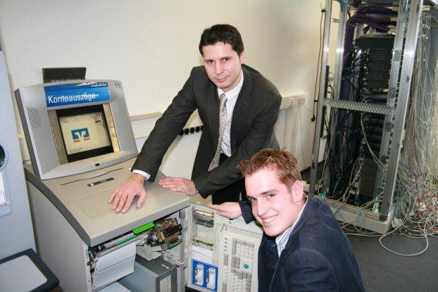 50 IT-Azubis arbeiten derzeit beim Dienstleister GAD,der sich um die IT von Volks- und Raiffeisenbanken in Nord- und Westdeutschland kümmert.