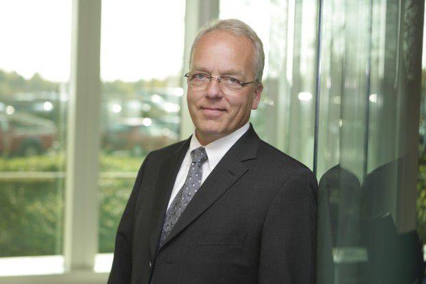 """Wolfgang Gaertner, Deutsche Bank: """"Man kann sich dadurch differenzieren, dass man die Regulatorik nicht nur erleidet."""""""