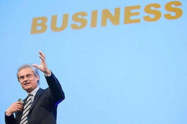 Henning Kagermann bleibt im IT-Business.